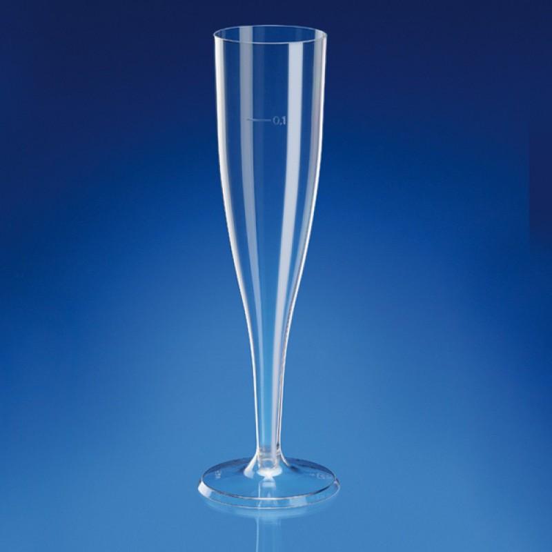 Vaisselle jetable plastique et carton - Coupe champagne plastique ...