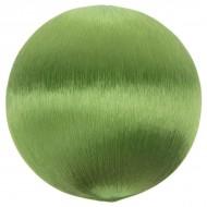 10 Boules fils scintillantes, ø 4, 5 et 7 cm, vert