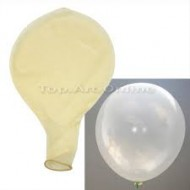 ballon transparent diamètre 92cm