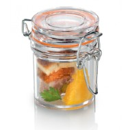 Verrine pot tradition, cristal, D48 - H 61mm, 45 ml