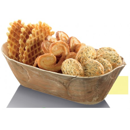 Assiettes cœur anis,-40°+80°,24 x 22 cm H 1,8 cm