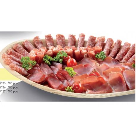 Box boîte à sardine,6 cl, L5,1x10,5xH2,3 cm,-40°+80°, 10 pces