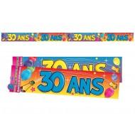 "1 Banner ""30 ans"""
