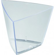 Verrine Tri,PS, 5x5x4 cm, 4,5 cl