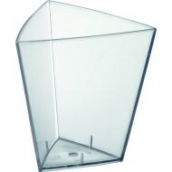Verrine Tri large,PS, 6x6x7 cm, 11 cl