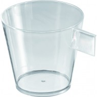 Verrine espresso, PS, 4,8x4,5 cm , 5 cl