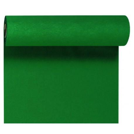 Tête à tête , Dunicel 0,40 x 24 m vert chasseur