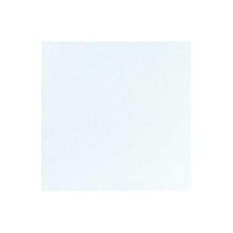 50 Dunilin-Servietten, uni, weiss 40 x 40, 1/4