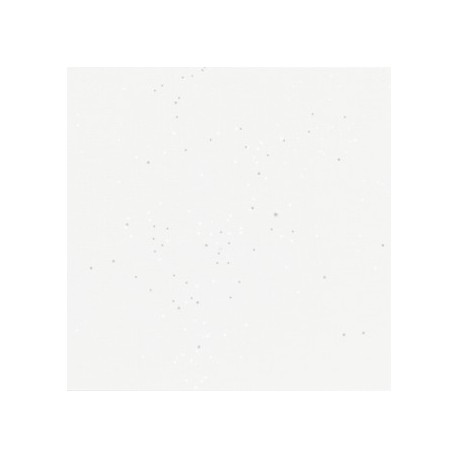 Serviettes Dunilin blanc brillant, 40 x 40, 1/4
