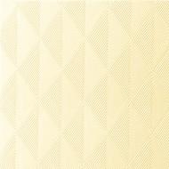 40 Serviettes Elégance cristal cream ,40x40,1/4