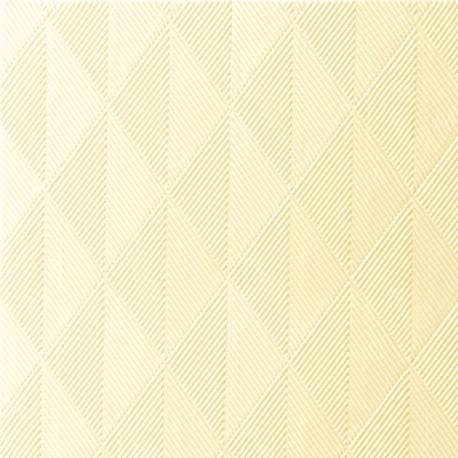 40 Elegance-Servietten Crystal, cream, 40x40,1/4