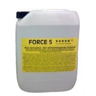 1x Force 5 , bidon 5 litres