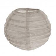 Lanterne XS, papier, 7,5 cm, sachet de 2 pièces, taupe