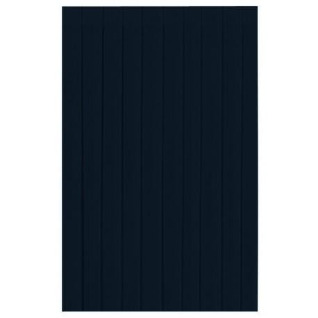 Volants de table Dunicel 0,72 x 4 m, noir