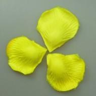 Pétales, 100 pces, jaunes