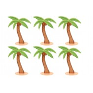 6 marque place, Palmiers