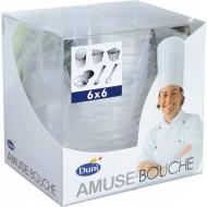 Amuses-bouche, 6x6
