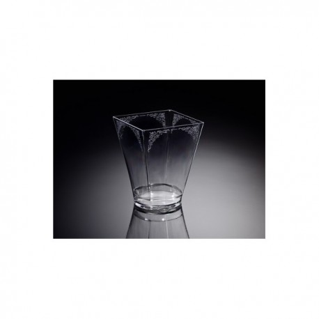 Verrine Gustav 15 cristal, 58,5 x 58,5 x 75 mm , 150 ml