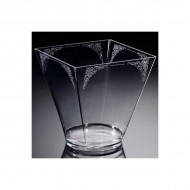 Verrine Gustav 22 cristal, 72 x 72 x 75 mm , 220 ml