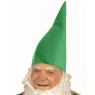 Chapeau de nain, vert, environ 20 cm de diam.