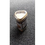 100 petits plateaux en forme de coeur, env. 5.5 cm