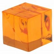 Cube orange, sachet de 12 pces