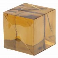 Cube chocolat, sachet de 12 pces