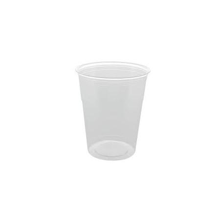 50 Gobelets 3 dl, pp/pet, transparent, souple