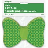 6 noeuds papillon, St-Patrick