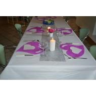 Idée décoration de table, douceur