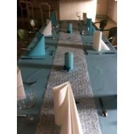 Idée décoration table chic et doux