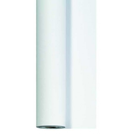 Rouleau de nappe Dunicel 1,25 x 25 m, blanc