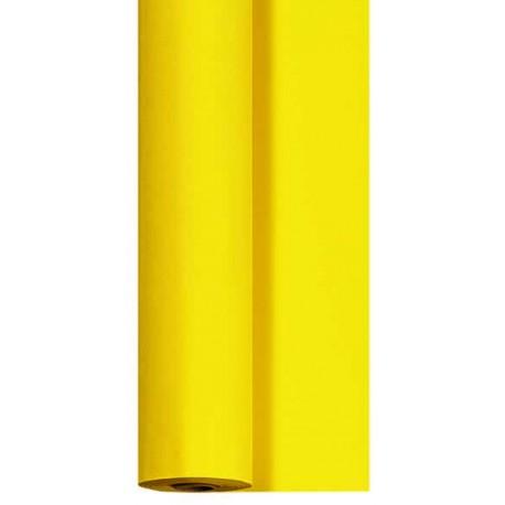 Rouleau de nappe Dunicel 1,25 x 25 m, jaune