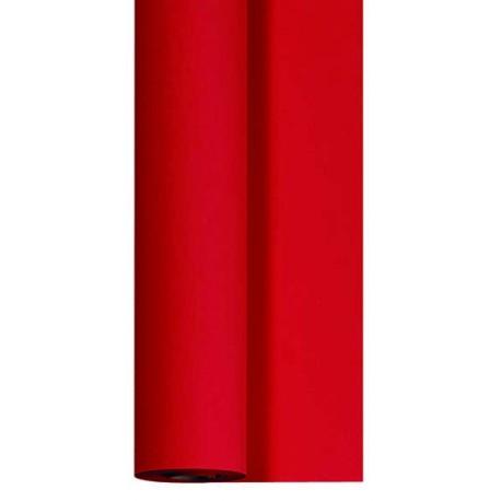 Rouleau de nappe Dunicel 1,25 x 25 m, rouge