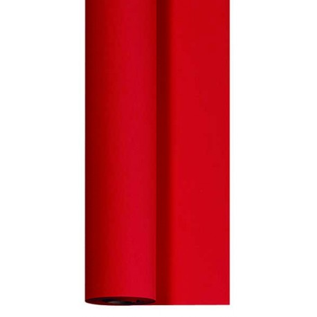 Tischdeckenrolle, Dunicel, 1,25 x 25 m, rot