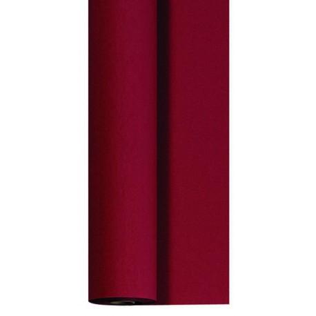 Rouleau de nappe Dunicel 1,25 x 25 m, bordeaux