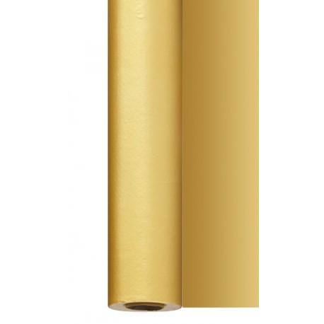 Tischdeckenrolle Dunisilk, 1,20 x 25 m, Gold