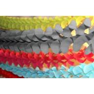 Guirlande libellule, 3 mètres en SC, gris