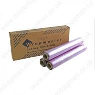 3 recharges pour mini appareil wrapmaster 30cmx100m