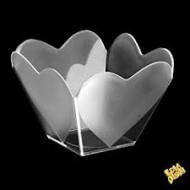 25 Cup Cupids PS tranparent, 68cc, diam.67mm