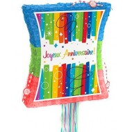 Pinata Happy Birthday, 45x48 cm