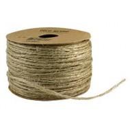 Corde naturelle, ø 1,5 mm x 20 mètres