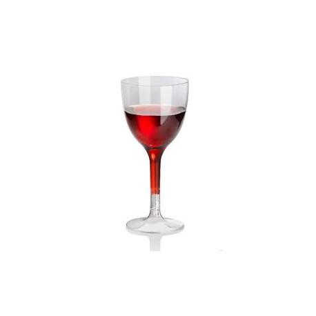 21 Verres à vin biodégradable, 1dl, Ø 7.0x11.0+3.0cm