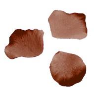 Pétales, 100 pièces, chocolat