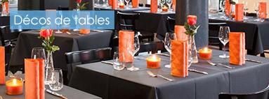 Décos de tables